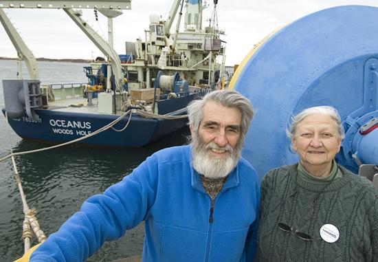 Rudy and Amelie Scheltema, 2007.