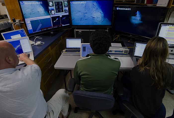 Live Okeanos video feed
