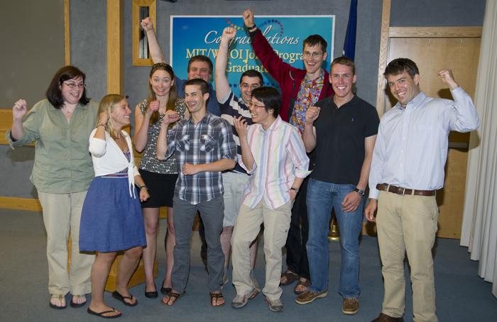 2013 MIT-WHOI Graduates
