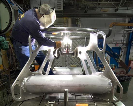 multifunction node welding