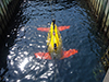 AUV Sentry tested