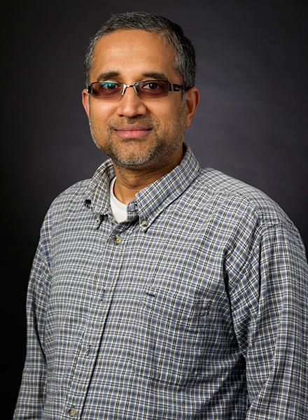 Dr. Neel Aluru