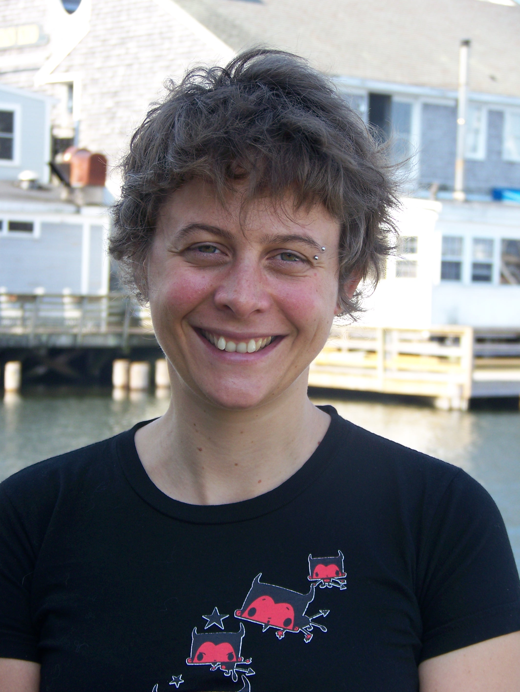 Stephanie Jenouvrier