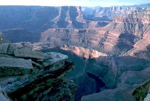 Sedimentary rocks of the Grand Canyon