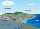 Hydrologic Cycle in Coastal Zones