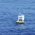 NTAS buoy alone in the Atlantic