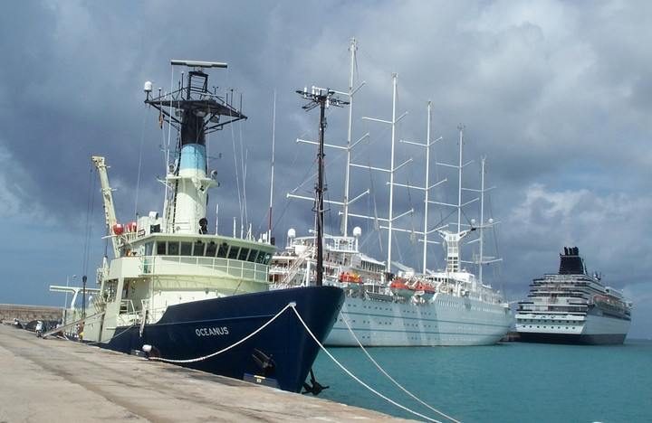 Oceanus in Barbados