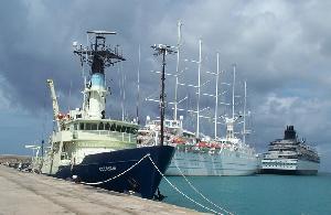 Oceanus in Barbados