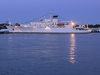 USNS Mary Sears visits WHOI.