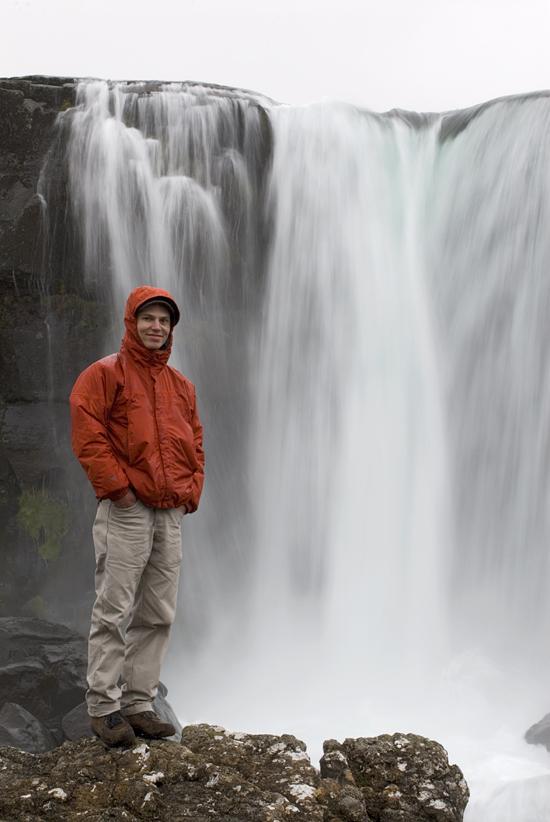 MIT/WHOI Joint Program student Casey Saenger