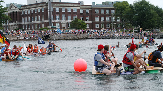 Anything But a Boat Regatta
