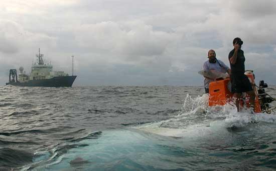sub, Alvin, Atlantis