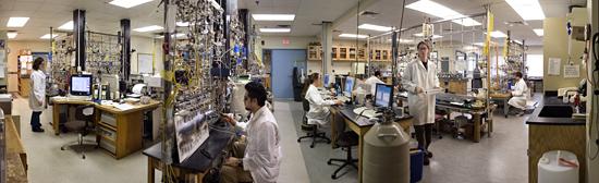 NOSAMS Facility