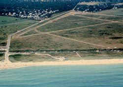 aerial view of proposed Martha's Vineyard Observatory