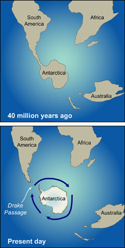antarctica ice sheets