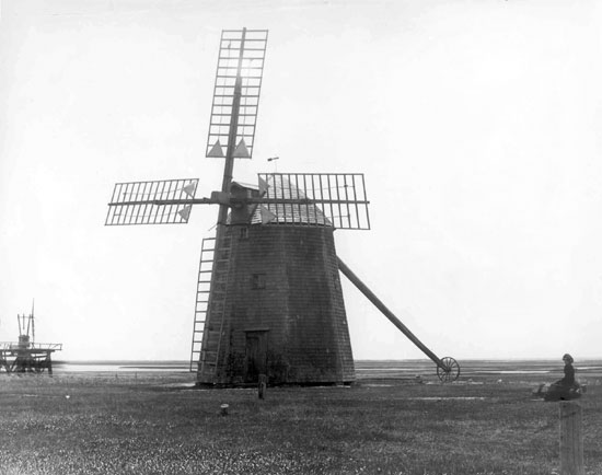 Judah Baker gristmill