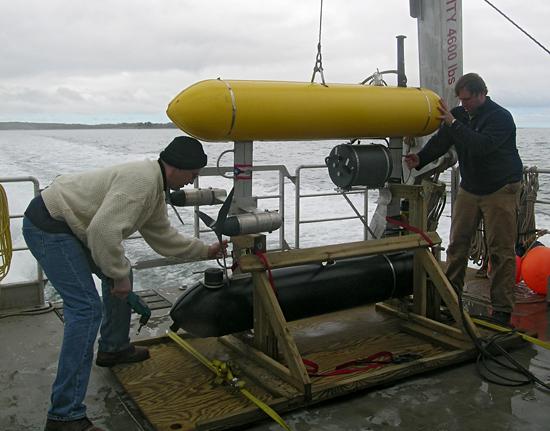 seabed testing