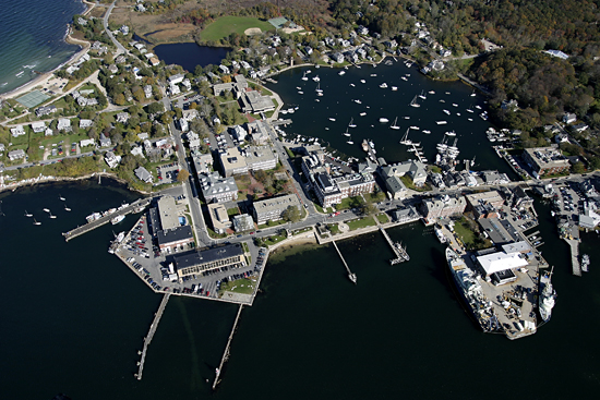 Woods Hole Village