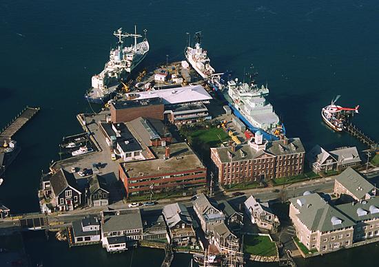 3 ships at dock