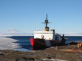US Coast Guard Cutter Polar Star