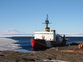US Coast Guard Cutter Polar Star