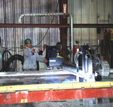 Keel Cutting