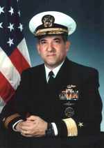 Rear Admiral Jay M. Cohen