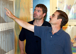 Raymond Schmitt and Steven Holbrook