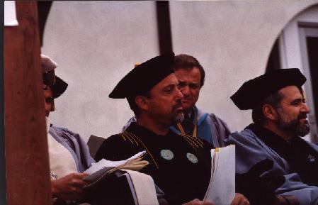 Robert Gagosian and Billy Joel