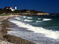 Warming of the ocean plays a role in increased coastal erosion from storms.