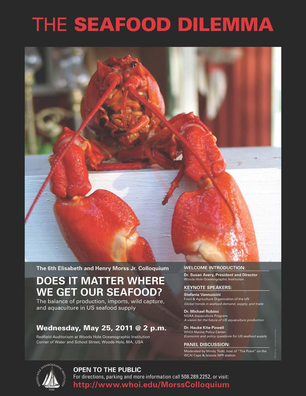 2011 Morss Colloquium Poster