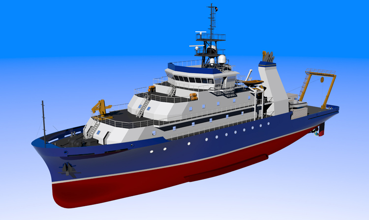 ILLUSTRATION of ship