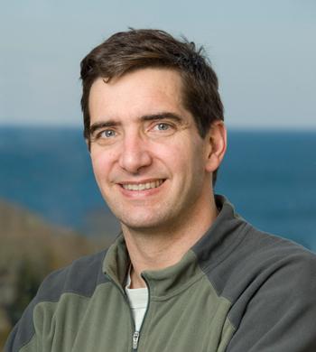 headshot of Scott Doney