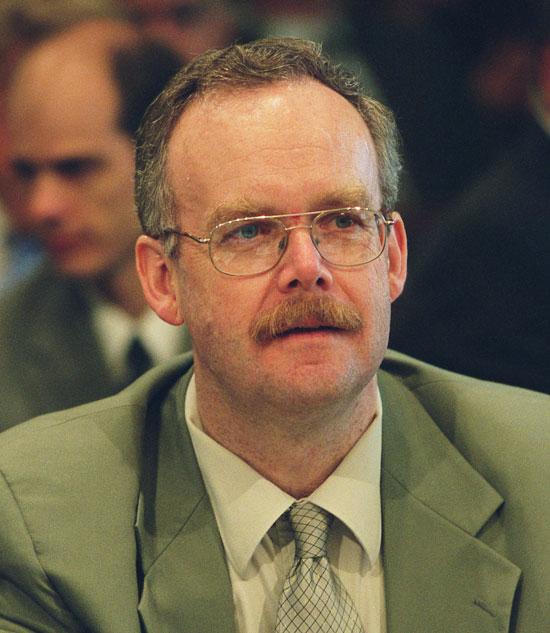 WHOI Sr. Scientist Bob Weller