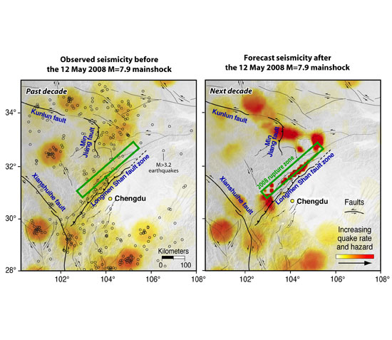 May 2008 Earthquake in China Could Be Followed by Another