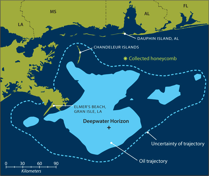 ports in gulf of mexico map, ships in gulf of mexico map, buoys in gulf of mexico map, on map of oil rigs in the gulf mexico