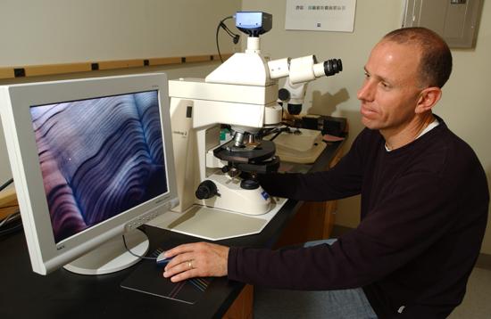 fish ecologist simon thorrold