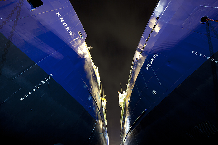 Knorr Atlantis