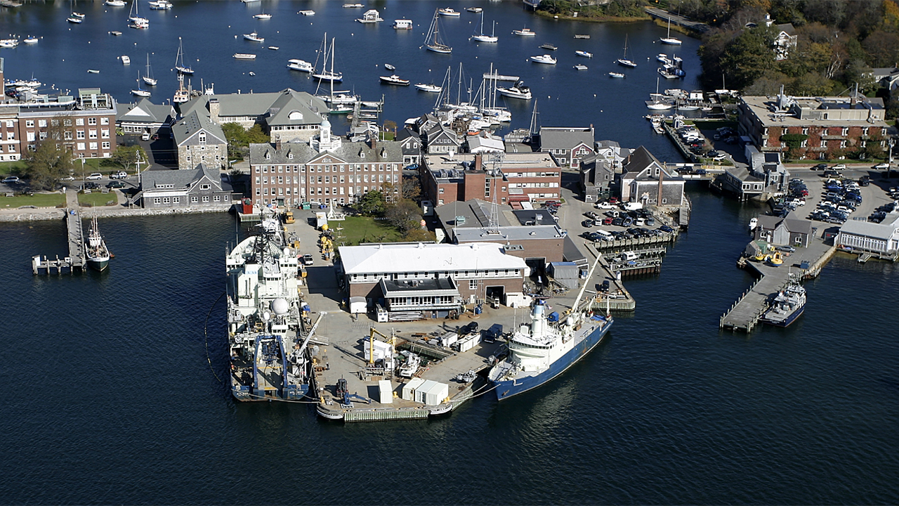 WHOI is a Rising Star in Research Performance
