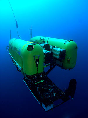 Nereus Underwater Vehicle