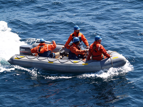 Oceanus boats