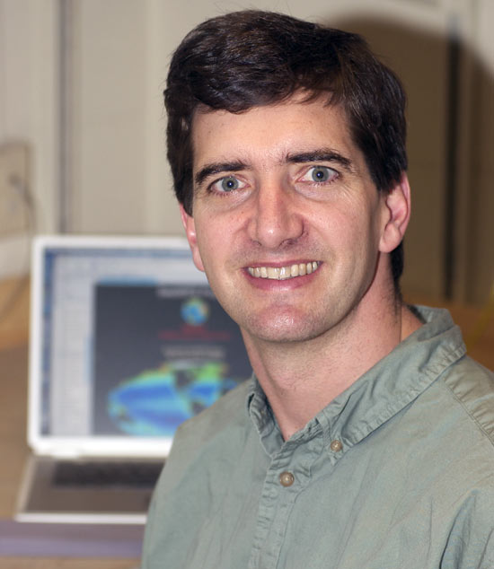 Scott Doney is a senior scientist in the WHOI Department of Marine Chemistry and Geochemistry and a fellow of the WHOI Ocean and Climate Change Institute.