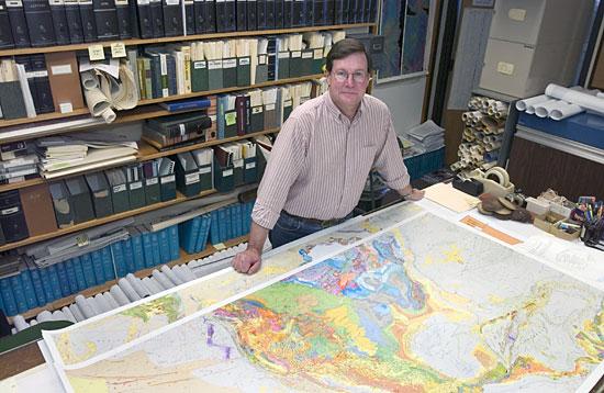 A Thinking Map Of North America Oceanus Magazine