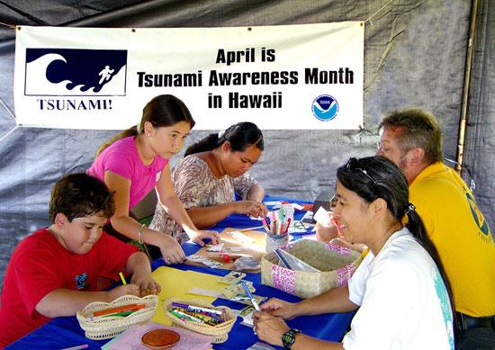 Laura Kong discusses tsunamis