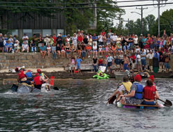 Anything-but-a-Boat Regatta