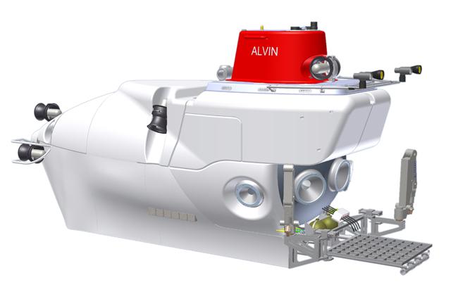 Alvin Conceptual Model