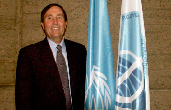 Anderson Addresses UN Ocean Commission