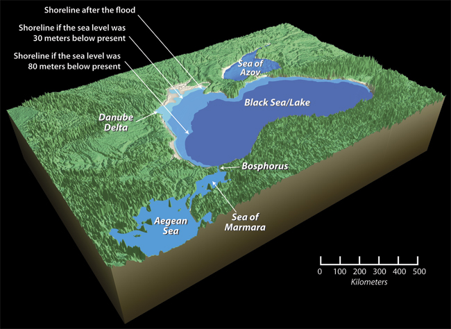 Where can I find a good website for EVIDENCE OF A GREAT FLOOD?