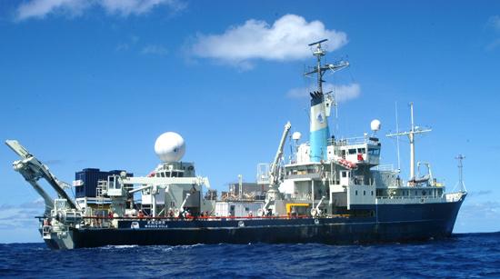 Navios da Rússia e dos Estados Unidos farão pesquisas em águas brasileiras