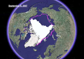 Sea Ice Change